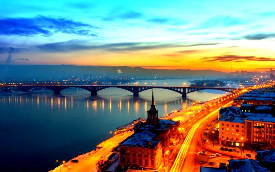 Зима 2019-2020 в Красноярске. Какая будет погода?