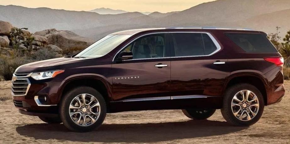 Новые модели Chevrolet 2018-2019 года