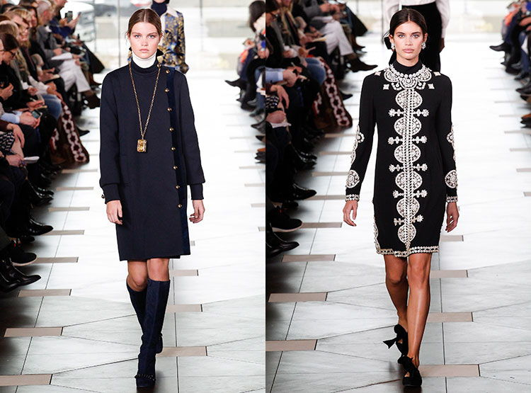 Платья на каждый день осень-зима 2019. Тёплые. Фото в 2019 году