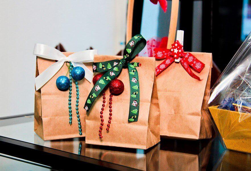 Новогодние подарки прикольные обалденно
